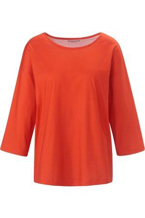 Green Cotton Dames T-shirts - Shirt 100% katoen 3/4-mouwen Van