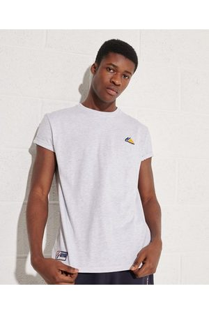 Superdry Geborduurd Mountain Sport T-shirt