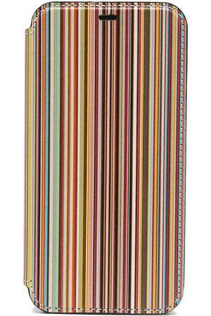 Paul Smith Heren Telefoon hoesjes - Signature stripe iPhone 11 pro case
