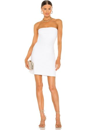 Susana Monaco Strapless Tube Mini Dress in