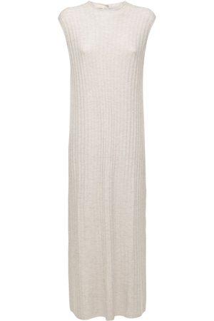 Loulou Studio Dames Gebreide jurken - Andrott Wool & Cashmere Knit Long Dress