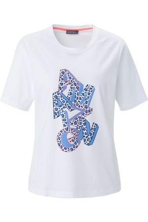 Mybc Shirt ronde hals en korte mouwen Van