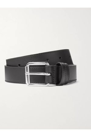 Comme des Garçons 3cm Leather Belt