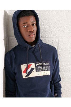 Superdry Sport Jock Tag hoodie