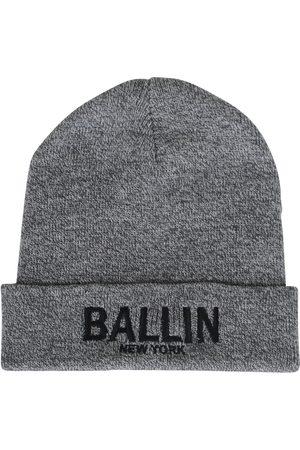 Ballin Unisex muts zwart geborduurd