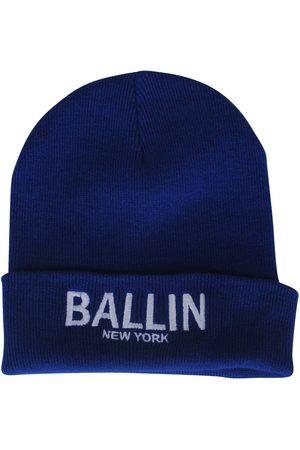 Ballin Unisex muts wit geborduurd