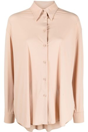 MM6 MAISON MARGIELA Dames Lange mouw - Long-sleeve shirt