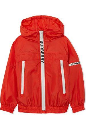 Burberry Logo-print jacket