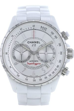 CHANEL 2010 pre-owned J12 Chronographe 41mm