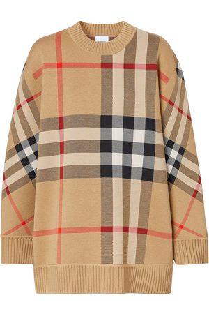 Burberry Vintage Check jumper