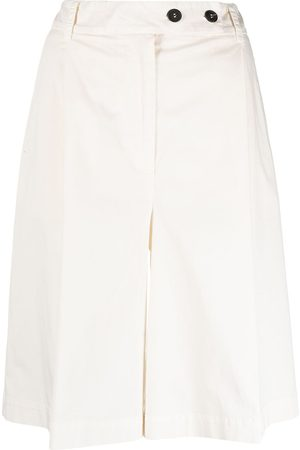 SEMICOUTURE Wide Bermuda shorts