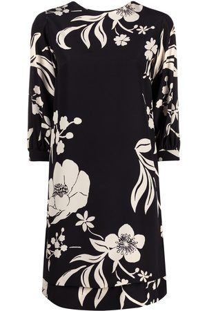ERMANNO SCERVINO Floral-print shift dress