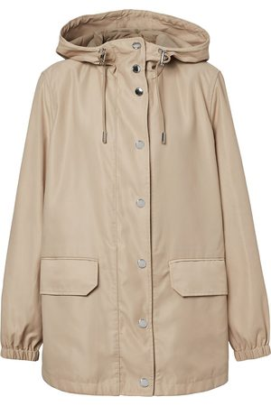 Burberry Horseferry-print hooded parka