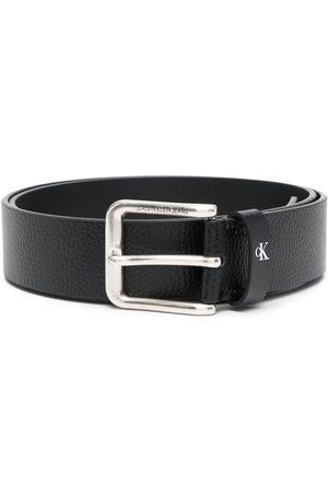 Calvin Klein Engraved-logo belt