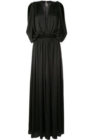 MAISON RABIH KAYROUZ Draped evening gown