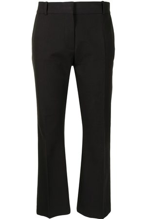 Frame Cropped-tailored trousers