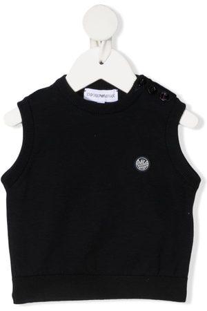 Emporio Armani Vesten - Knitted vest