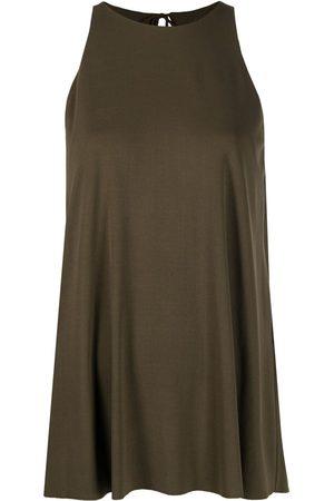 ALEXANDRE VAUTHIER Longline halterneck blouse