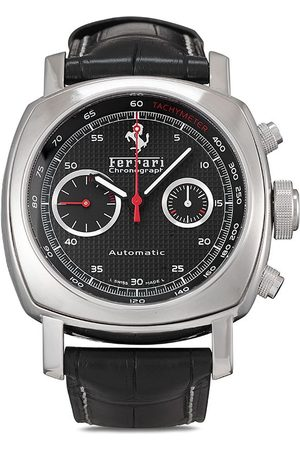 PANERAI 2010 pre-owned Ferrari Granturismo Chronograph 44mm