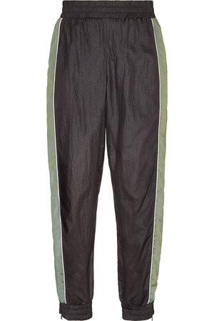 Fendi Side-stripe tapered track pants