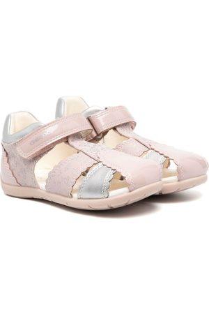 Geox Elthan glitter heart sandals