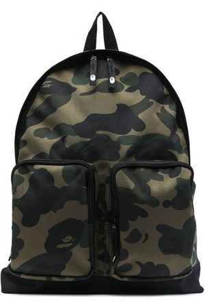 A Bathing Ape 1st Camo backpack