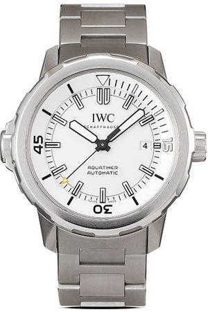 IWC SCHAFFHAUSEN 2015 pre-owned Aquatimer 42mm