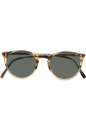 Oliver Peoples O'Malley round sunglasses