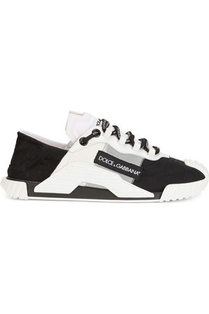 Dolce & Gabbana Panelled low-top sneakers