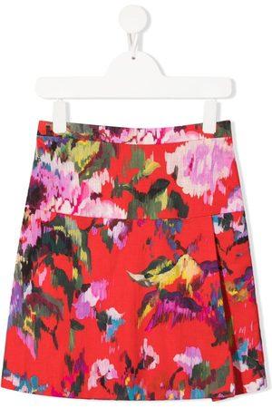 SEÑORITA LEMONIEZ Meisjes Geprinte rokken - Spring floral-print skirt