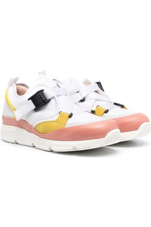 Chloé Buckle-fastening trainers