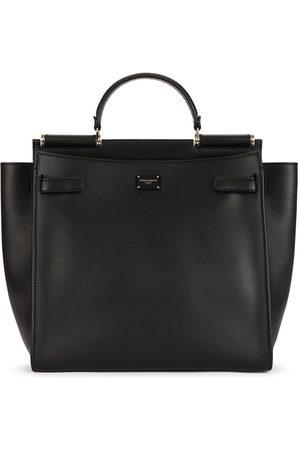 Dolce & Gabbana Logo plaque handbag