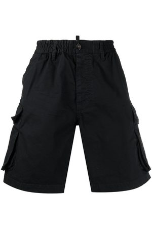 Dsquared2 Heren Shorts - Button-fastening cargo shorts
