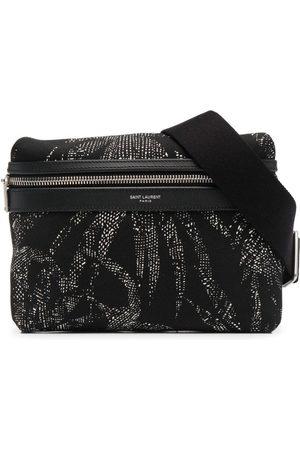 Saint Laurent Tropical print belt bag