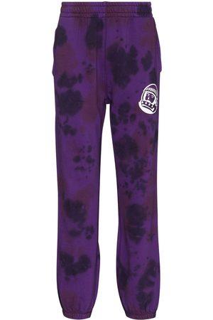 Billionaire Boys Club Tie-dye cotton track pants