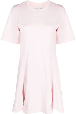 Stella McCartney Logo-print T-shirt dress