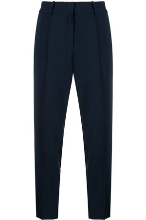 Michael Kors High-waisted cropped trousers
