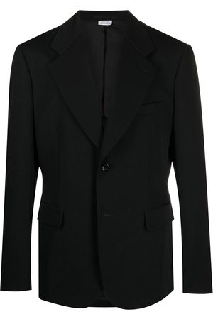 Comme des Garçons Single-breasted wool jacket