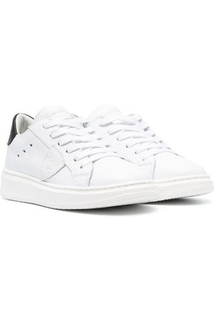 Philippe model Logo-patch detail sneakers