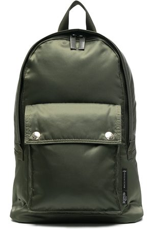 PORTER-YOSHIDA & CO Nylon slim backpack