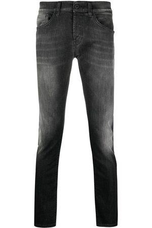 Dondup Heren Bootcut - Stonewashed bootcut jeans