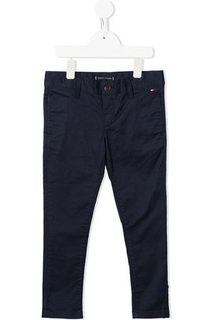 Tommy Hilfiger Jongens Chino's - Skinny-fit stretch-cotton chinos