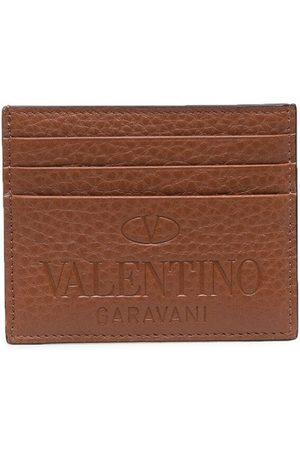 VALENTINO GARAVANI Logo debossed cardholder