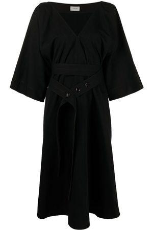 LEMAIRE Dames Feestjurken - Belted midi dress