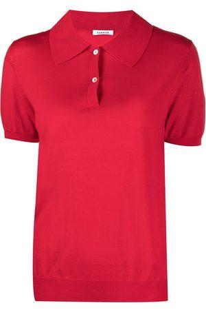 P.a.r.o.s.h. Polo neck knit top