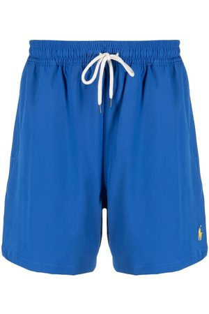 Polo Ralph Lauren Logo embroidered swim shorts
