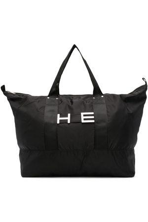 HELIOT EMIL Logo-embellished tote