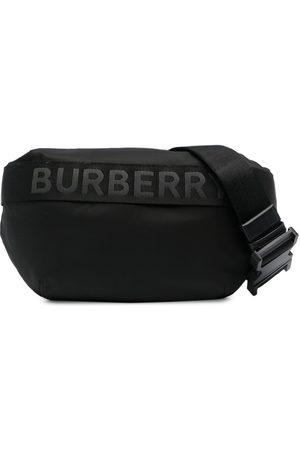 Burberry Logo-tape belt bag