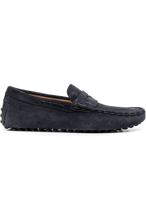 Tod's Almond-toe slip-on loafers