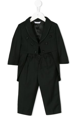 Dolce & Gabbana Rompertjes - Tuxedo romper